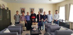 Read more about the article Meeting with Archbishop of Syriac Orthodox church in Germany