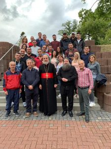 Read more about the article Visit to the Syrian Orthodox Archdiocese of Germany